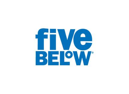 Five Below Survey at www.FiveBelowSurvey.com