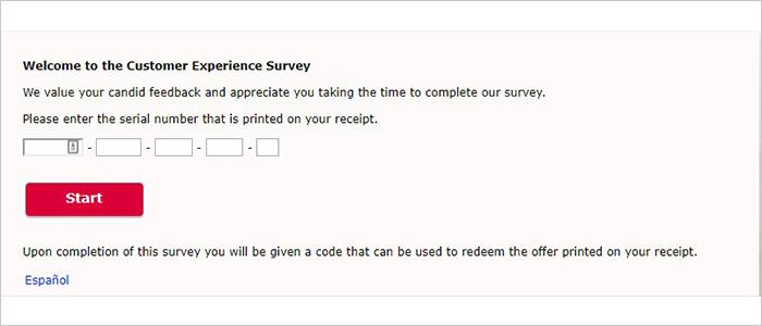 Chick Fill A Survey